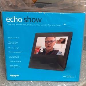 Other - Brand new Amazon Echo Show in Box